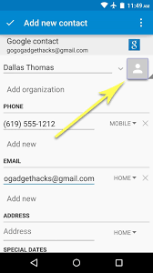 how to import contacts from gmail to android android basics how to add or import contacts android gadget