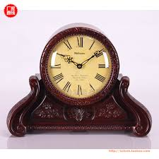 high end european style classic antique clock bedside table clock