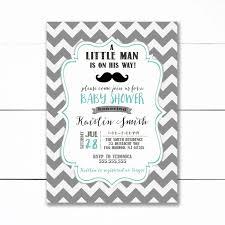 mustache baby shower invitations mustache baby shower invitation baby