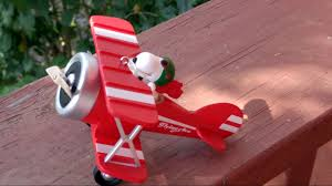 the flying ace is soaring with hallmark s 2015 keepsake ornament