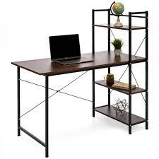 Shelf Computer Desk Office U2013 Best Choice Products
