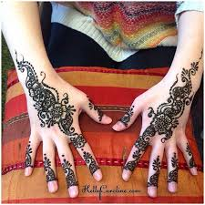 michigan henna artist kelly caroline henna tattoo designs