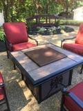 Custom Fire Pit Covers by Metal Fire Pit Covers Pittoppertm Fire Pit Covers Made In