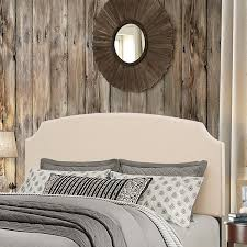 bedroom possibilities addison upholstered headboard jcpenney