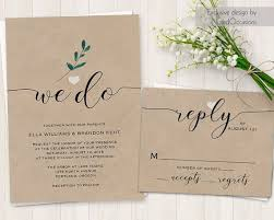wedding invitations greenery calligraphy wedding invitations marialonghi