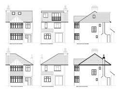 Hipped Dormer Loft Conversions Architectural Plans For Hip To Gable Loft