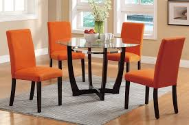 Parson Dining Room Chairs Orange Dining Room Chairs Home And Interior Home