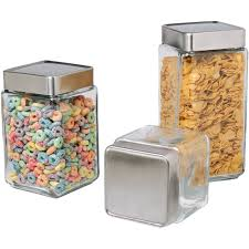 glass kitchen storage canisters kitchen canisters and jars food canisters organize it