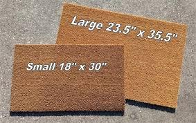 Geek Doormat Plenty Of Frenchies Row Of French Bulldogs Custom Handpainted Cute