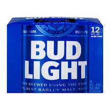 12 bud light price bud light 12 pk 8 0 fl oz walmart com