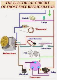 electrical engineering world the electrical circuit of frost