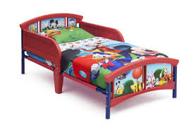 delta children mickey mouse convertible toddler bed u0026 reviews