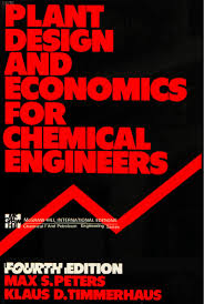 plant design and economics for chemical engineers peters and timmerha u2026