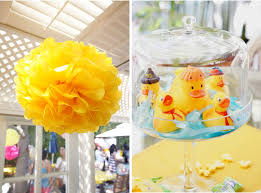 rubber duck themed baby shower rubber ducky baby shower decorations ideas best inspiration from