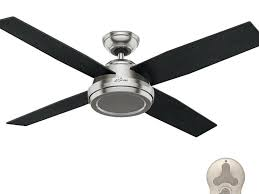 quiet ceiling fan with light mecagoch