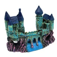 Aquarium Decorations Online Get Cheap Aquarium Decorations Castle Aliexpress Com