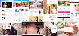 Wedding Website Free 60 Beautiful Wedding Website Templates Free U0026 Premium Wpfreeware