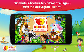 jigsaw puzzles for kids free boys and girls games android apps