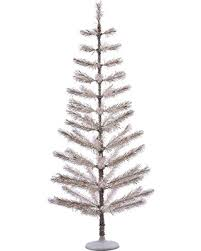 deal alert vickerman chagne feather artificial tree