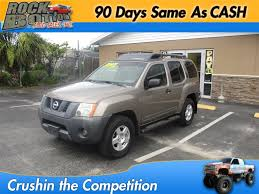 nissan gold gold nissan xterra in florida for sale used cars on buysellsearch