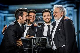 il volo covers the three tenors version of my way exclusive
