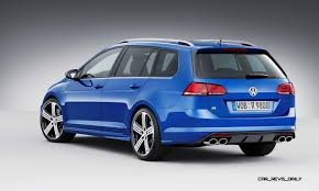 that u0027s so 2016 volkswagen 2016 volkswagen golf r sportwagen la debut huge tease or usa