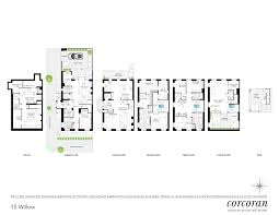 Willow Floor Plan by 15 Willow St Brooklyn Heights Brooklyn Ny 11201 Brownstoner