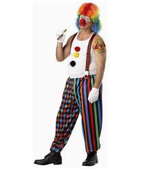 clown costumes for halloween clown cranky plus size costume men clown costumes