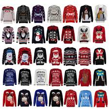 15csu051 2017 party wearing ugly christmas sweater wholesaler