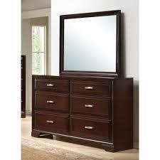 paloma bedroom bed dresser u0026 mirror king b6510 bedroom