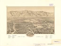 California Missions Map Citydig San Gabriel U0027s Dark Past Los Angeles Magazine