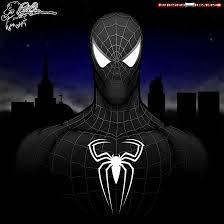 black spiderman images