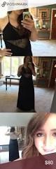 nasty gal black silk lace halter slip maxi dress nwt