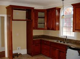 Corner Cabinet With Glass Doors Astonishing Built In Corner Kitchen Cabinet Come With L Shape