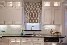 interior kitchen window treatment for better air circulation