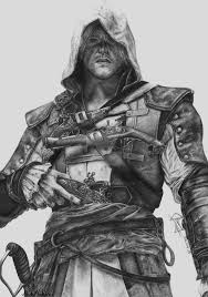 Reddit Assassins Creed Black Flag Edward Kenway Assassin U0027s Creed 4 Black Flag By Harleyquinn56537 On