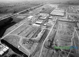 largest toyota toyota plant construction 1987 kentucky photo archive