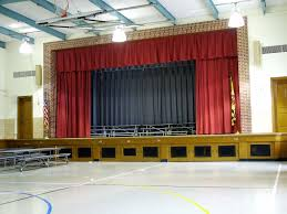 Stage Curtain Track Hardware by Baron Stage Curtain U0026 Equipment Company Inc Stage Curtains For