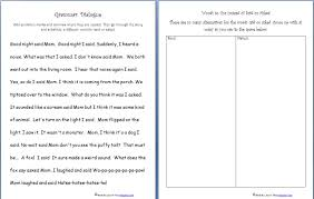 Silent Letters Worksheets Free Grammar Practice Sheet Quotation Marks Said Asked Words