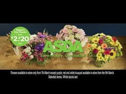mothers day flowers 20 s day flowers asda