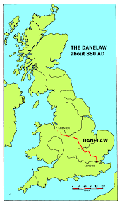 Map England by Maps Of Anglo Saxon England Tha Engliscan Gesithas