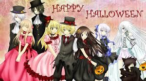 halloween background 1920x1080 download wallpaper 1920x1080 pandora hearts crowd costumes