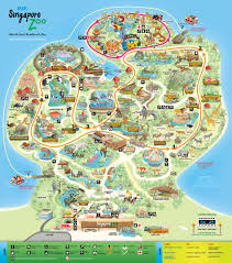 Lincoln Park Zoo Map The Zoo Address Images Hewan Lucu
