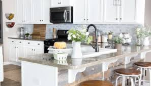 How To Win A Kitchen Makeover - how to paint kitchen cabinets like a pro bless u0027er house