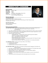 exle of resume format for 8 exle of resume apply beginners resume