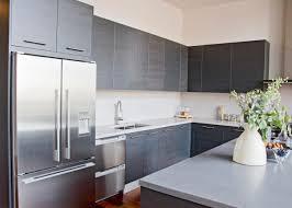 Office Kitchen Ideas Kitchen Design White Cabinets Stainless Appliances Design 34