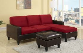 sofa beds design simple traditional red and black sectional sofa