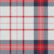 red white and blue plaid 2 fabric eclectic house spoonflower