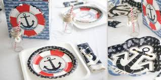 nautical baby shower favors ahoy nautical baby shower theme bigdotofhappiness
