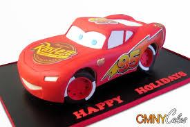 lightning mcqueen cake lightning mcqueen 3d cake cmny cakes